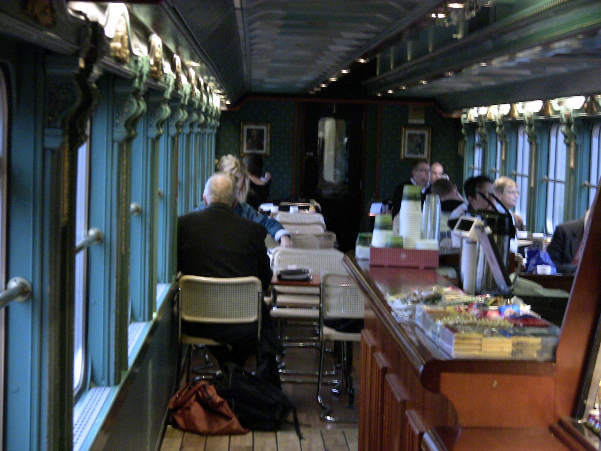 tåg från malmö till stockholm