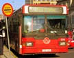 SL-buss - Har inget med artikel att göra. Bara illustration.