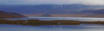 De många sjöarnas landskap