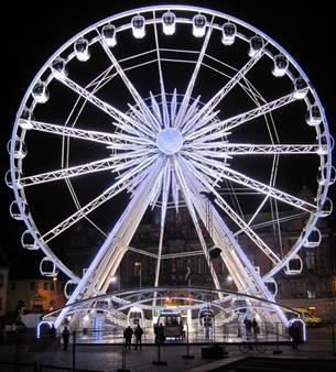 Wheel of Malmö - Pariserhjulat alla pratar om