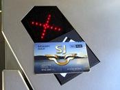 Ingen inpassage med nya årskortet på Sky City på Arlanda