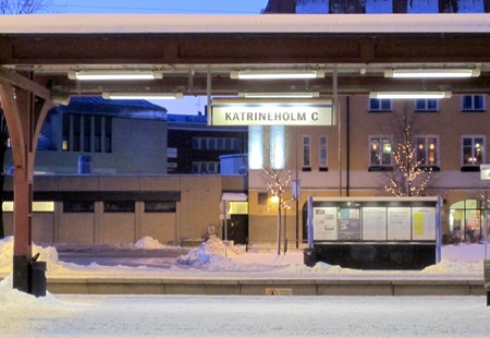 Ett kallt Katrineholm
