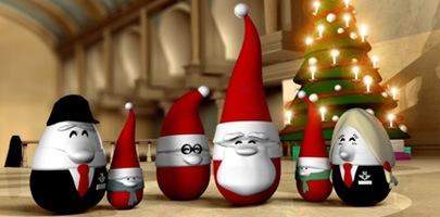 Har du poäng som förfaller i år? - Varför inte vara lite jultomte till dig själv eller någon du vill glädja med en gåva.