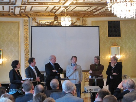 Sharon Jåma, Anders Ehrling, Sören Berlin, Per Kågeson, Arne Kaijser, Eric G Nilsson