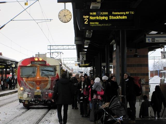 tåg stockholm mjölby