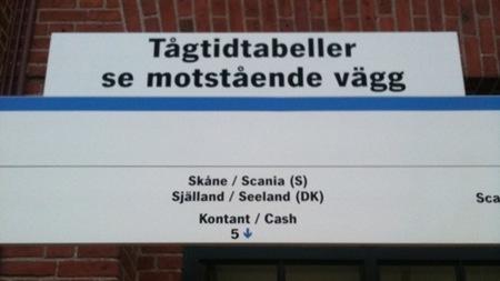 Hur många vet att Skåne är samma som Scania?