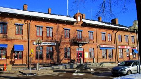 Kil - Ännu en station avverkad