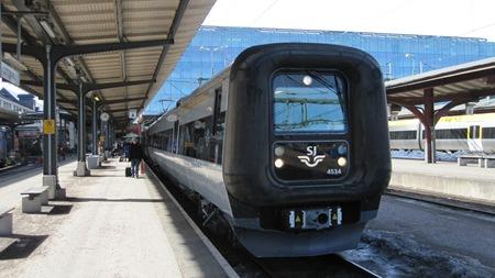 Uppfräschat X31 redo för premiärtur till Köpenhamn
