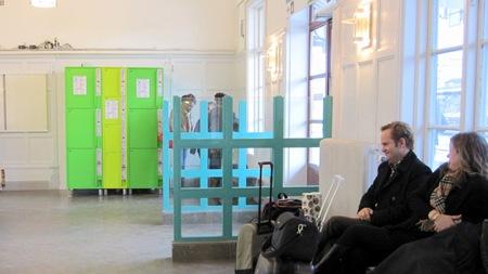 Färgglada förvaringsskåp i Katrineholm