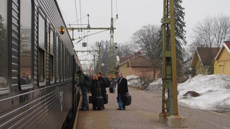 Så blir det IC-tåg till Hallsberg