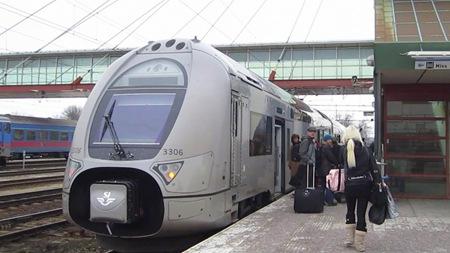 Och sedan dubbeldäckare till Stockholm