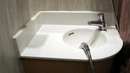 Inget varmvatten i duschen
