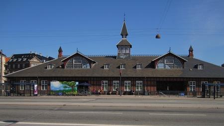 Typisk Dansk station
