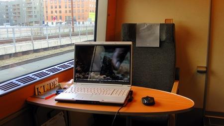 X2000, internet ombord och ingen Plusmat
