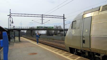 Visa barn tåget