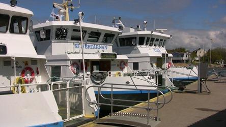 Idag skall jag åka Styrsöbåt