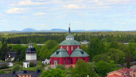 Söderhans berömda kyrka