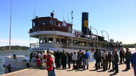 """Min"""" båt Norrskär som är en av mina favoriter"""