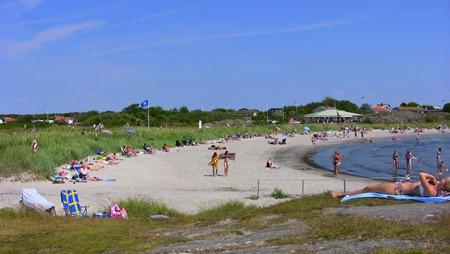 Den stora stranden