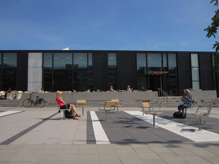 Uppsala nya resecentrum