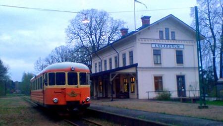 Smalspårsjärnvägen Hultsfred-Västervik