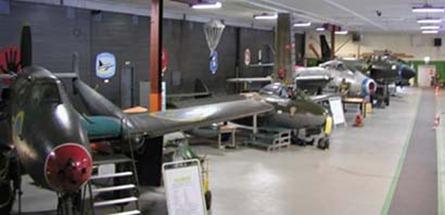 Söderhamn/F15 Flygmuseum