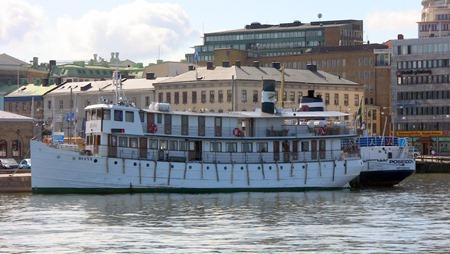 Tågbekanting från Töreboda – Göta Kanalbåten Diana