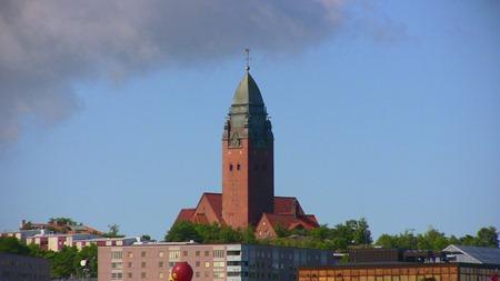 En av mina favoritkyrkor – Masthuggskyrkan