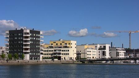 Eriksberg – Attraktiva lägenheter vid Göterborgs waterfront