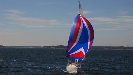 För fulla segel