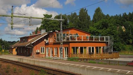 Edane station
