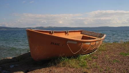 """Strandad"" livbåt"
