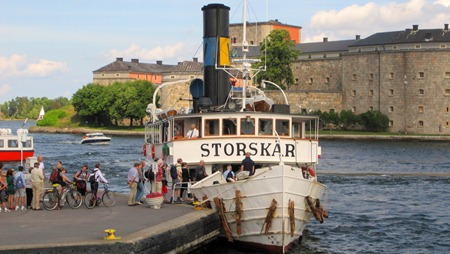 S/S Storskär i Vaxholm