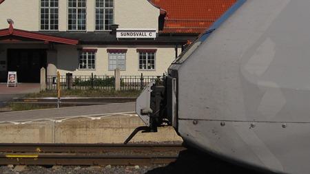 Åter tillbaka i Sundsvall