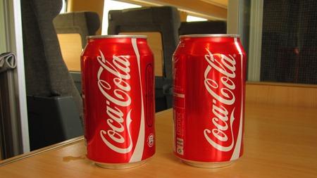 Jag saknar mina Cola Zero