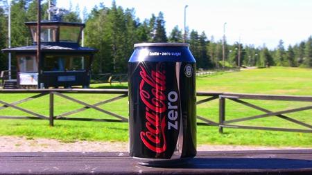 Belöningen - En Cola Zero