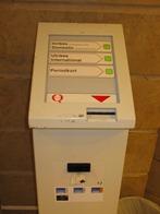 Köautomat med förtursfunktion för innehavare av SJ Årskort och Svart Prio
