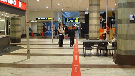 Klicka på bilden så ser du en video hur man tar sig från Centralhallen till Cityterminalen