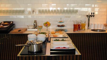 Frukost och/eller lunch som är både läcker upplagd och smakar alldeles utsökt