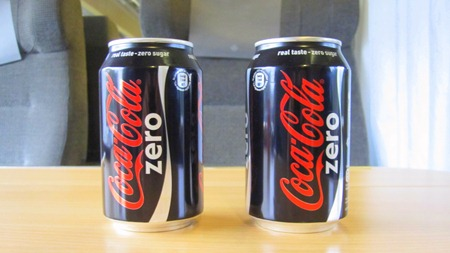 Förr: Två läsk