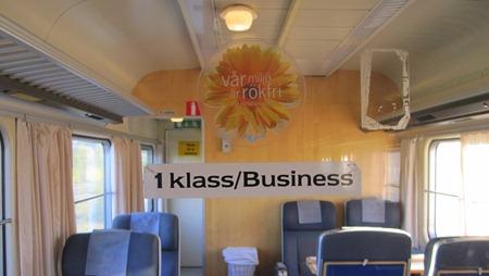 SJ:s Business Class