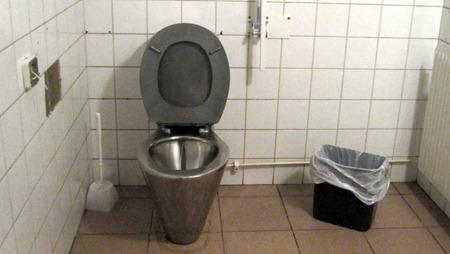 Toaletten bara rinner och rinner och rinner