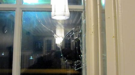 Krossade fönster