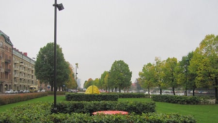 Min favoritpark i Halmstad