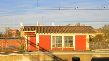 """""""Det lilla huset på stationen"""" - Hässleholm"""