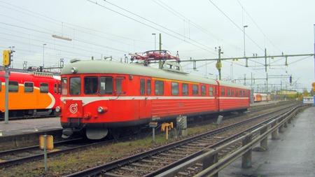 Chartertåg på Norrköping C