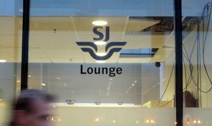SJ:s nya lounge i Göteborg öppnar på måndag den 1 november
