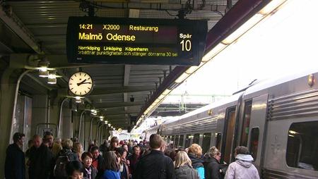 Ny destination att lära sig - Odense.