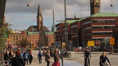 Vesterbrodage i Köpenhamn