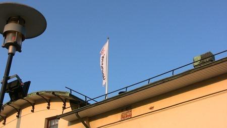 Nu är flaggan på plats i Skövde